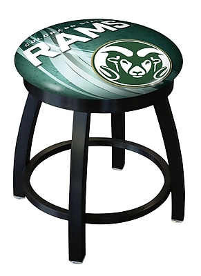 Holland Bar Stool NCAA Swivel Bar Stool; Colorado State Rams WYF078279775235