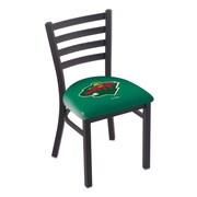 Holland Bar Stool NHL Stationary Side Chair; Minnesota Wild