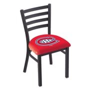 Holland Bar Stool NHL Stationary Side Chair; Montreal Canadiens