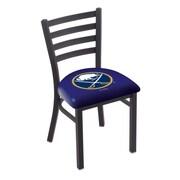Holland Bar Stool NHL Stationary Side Chair; Buffalo Sabres