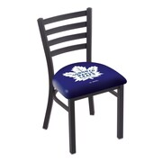 Holland Bar Stool NHL Stationary Side Chair; Toronto Maple Leafs