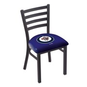 Holland Bar Stool NHL Stationary Side Chair; Winnipeg Jets
