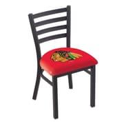 Holland Bar Stool NHL Stationary Side Chair; Chicago Blackhawks - Red