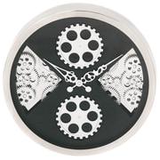 Urban Designs Industrial Gears 23'' Wall Clock