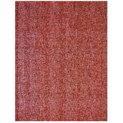 Drexel Heritage Seville Hand-Woven Red Area Rug; 8' x 10'