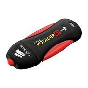 Corsair® Flash Voyager® GT 512GB 230 MBps Read/160 MBps Write USB 3.0 Flash Drive, Black/Read (CMFVYGT3B-512GB)