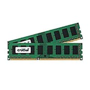 Crucial™ CT2K25664BD160BJ 4GB (2 x 2GB) DDR3L SDRAM UDIMM DDR3L-1600/PC3L-12800 Laptop Memory Module