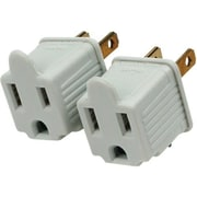 CyberPower® MP1043WW Electrical Grounding Adapter, White