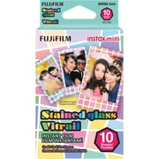 Fujifilm instax mini 16203733 Stained Glass Instant Film