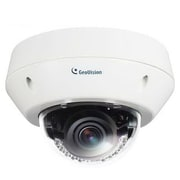 GeoVision GV-EVD5100 5 MP Low Lux WDR IR Vandal Proof IP Dome Camera, White