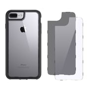 Griffin GB42900 TPU/Polycarbonate Survivor Adventure Case for iPhone 7 Plus, Smoke/Gray