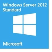 HP® Microsoft Windows Server 2012 Standard Edition Software License, 2 License (818546-B21)