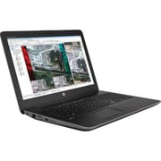 """HP® ZBook 15 G3 15.6"""" Mobile Workstation, Touch LCD, Intel Core i7-6700HQ 2.6 GHz, 512GB, 16GB, Win 10 Pro, Space Silver"""