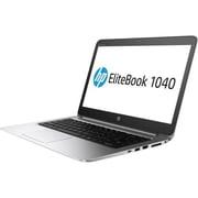 "HP® EliteBook 1040 G3 14"" Notebook PC Kit, Touch LCD, Intel Core i7-6600U 2.6 GHz, 256GB, 16GB, Win 10 Pro, Silver/Black"