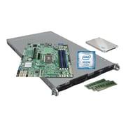 Intel® 32GB RAM 1.2TB SSD Xeon E3-1230 v5 Server System, LR1304SPCFG1
