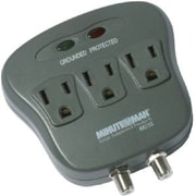 Minuteman MMS130C 3-Outlet 1080 J Surge Protector