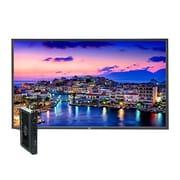 "NEC V801-PC2 80"" Commercial-Grade Widescreen LED-LCD Digital Signage Display, Black"