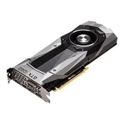 PNY® NVIDIA GeForce GTX 1080 Founders Edition GDDR5X PCI Express 3.0 x16 8GB Graphic Card