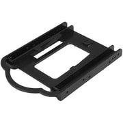 "StarTech.com® Internal Serial ATA/PCI Express 2.5"" SSD/HDD Mounting Bracket, Black (BRACKET125PT)"