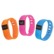 Zunammy Activity Tracker Watches with Call and Message Reminders, Assorted Colors