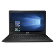 "ASUS® R515MA-RH01 15.6"" Laptop, LCD, Bay Trail-M N2840 2.16 GHz, 500GB, 4GB, Win 10 Home, Black"
