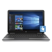"HP® Pavilion X7Q96UA 15.6"" Notebook, Touch LCD, Core i5-6200U 2.3 GHz, 1TB, 8GB, Win 10 Home, Natural Silver/Ash Silver"