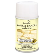 TimeMist® Yankee Candle® Collection Aerosol Fragrance Refills, 6.6 oz, Buttercream®, 12/Carton (1042832)