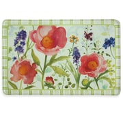 Bacova Guild Month of May Memory Foam Kitchen Mat; 1'11'' x 3'