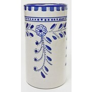 Le Souk Ceramique Azoura Stoneware Utensil Holder