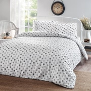 Brielle Circlets 3 Piece Duvet Cover Set; King