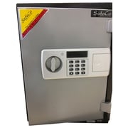 SafeCo 2 Hr Fireproof Home Security safe w/ Electronic Lock