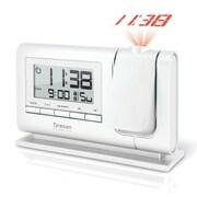 Oregon Scientific USA Projection Clock; White