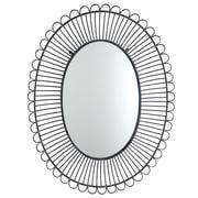 Laurel Foundry Modern Farmhouse Oval Mirror