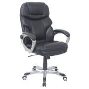 Barcalounger High-Back Executive Chair; Black