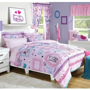 Beco Home Cats Meow Duvet Cover Set; Twin