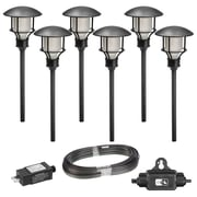 Paradise Garden Lighting 6 Light LED Pathway Light Kit (Set of 6)