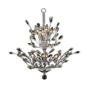 Worldwide Lighting Aspen 8-Light Crystal Chandelier