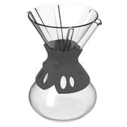 Brew Global 8 Cup Hourglass Coffee Maker