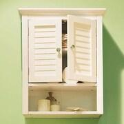 Glitzhome 2 Door Cabinet