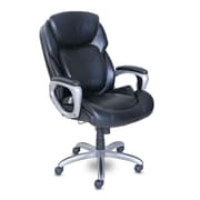 Serta at Home My Fit High-Back Executive Chair; 360 Motion Support