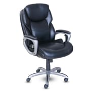 Serta at Home My Fit High-Back Executive Chair; Active Lumbar Support