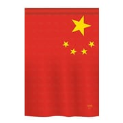 TwoGroupFlagCo China 2-Sided Vertical Flag; 40'' H x 28'' W