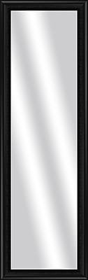 PTM Images Imperial Wall Mirror; Black