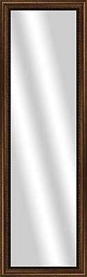 PTM Images Imperial Wall Mirror; Gold