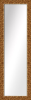 PTM Images Imperial Wall Mirror; Dark Gold