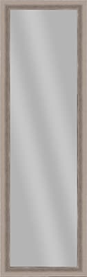 PTM Images Imperial Wall Mirror; Champagne