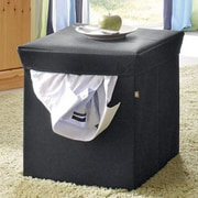 Phoenix Group AG Stor'It Storage and Seating Box; Black