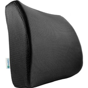 PharMeDoc Lumbar Back Support; Black
