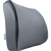 PharMeDoc Lumbar Back Support; Gray