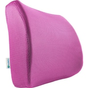PharMeDoc Lumbar Back Support; Pink